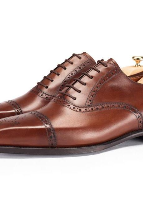 Handmade Men Dress Shoes, Mens Handmade Leather Shoes